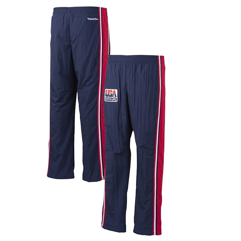 USA Basketball 1992 Dream Team Warm-Up Pants