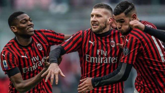 Alarm Bahaya Buat Milan Usai Rebic Cedera