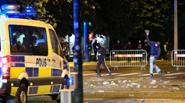 sweden riots, sweden violence, malmo, malmo riots, sweden news, malmo violence, sweden anti-islam activities, indian express