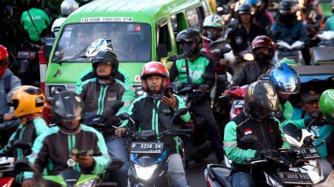 Jakarta Siap-siap PSBB Total, Gimana Nasib Ojol