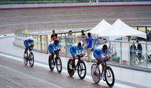 自由車》不畏巴威颱風 全國自由車場地錦標賽連破大會紀錄