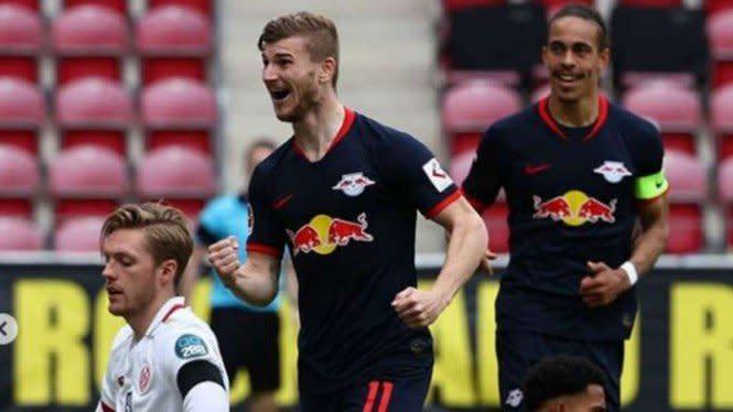 Liverpool Tak Sanggup, Chelsea Siap Bayar Rp962 Miliar untuk Werner