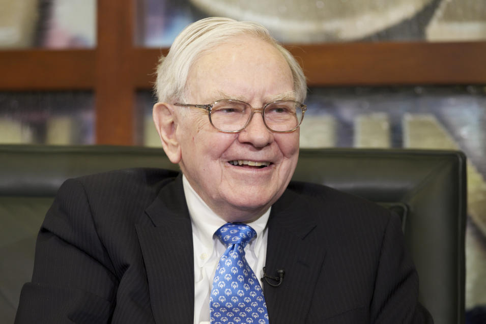 Berkshire Hathaway's profit jumps 29 percent