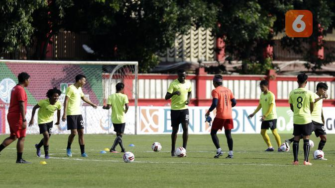 Bhayangkara FC Antisipasi Penyebaran Virus Corona Covid-19 dengan Tes Kesehatan