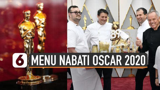 VIDEO: Menu Nabati Oscar 2020 untuk Kampanye Ramah Lingkungan