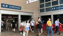 出入境人流增 當局指十一長假期有應對措施
