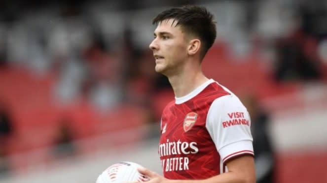 Bek Arsenal, Kieran Tierney