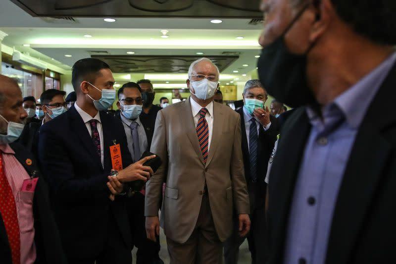 Reaksi tokoh terhadap vonis bersalah terhadap mantan PM Malaysia Najib