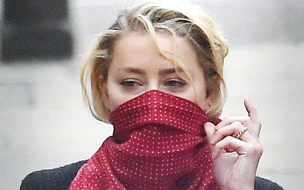 Amber Heard was the 'abuser' in her relationship with Johnny Depp court hears - ANDY RAIN/EPA-EFE/Shutterstock