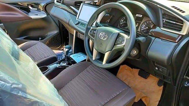 Bocoran Toyota Innova facelift