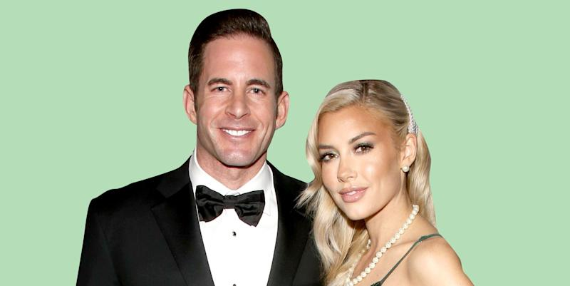 """Heather Rae Young Cancels Wedding Venue Visits With Tarek El Moussa Due to """"Terrible"""" Food Poisoning"""
