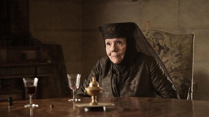Diana Rigg dalam Game of Thrones (HBO via AP)