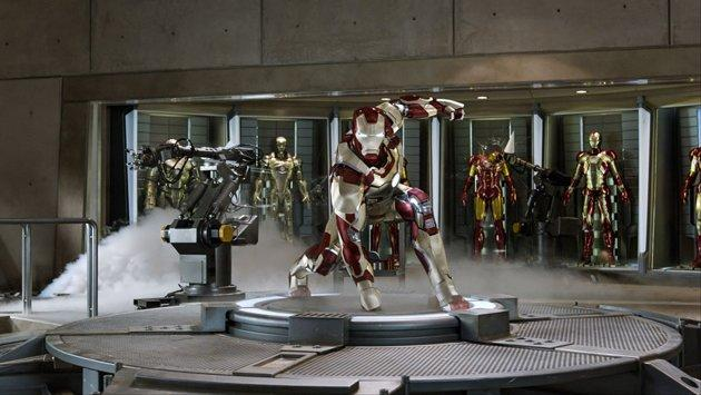Iron Man Tech Exhibit Lets You Become Tony Stark