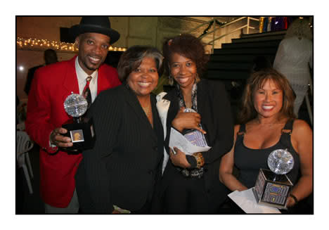 'Soul Train' Created Choreography And Acting Opportunities For Damita Jo Freeman