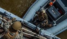 美軍來了!海軍證實美陸戰隊抵台 教作戰1個月