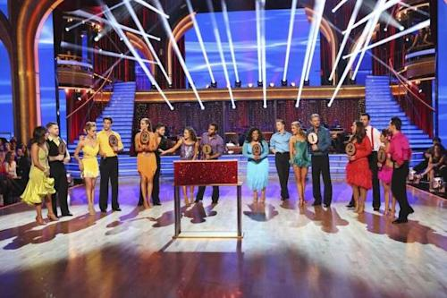 The cast of Season 17 of 'Dancing with the Stars' -- ABC