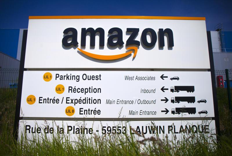 Virus Outbreak France Amazon