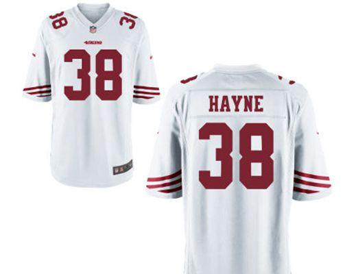 the latest 3318c c7e78 Jarryd Hayne no. 38 jerseys already available at 49ers team ...