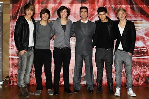 Exclusive Q&A: Simon Cowell on One Direction's Rise to Stardom