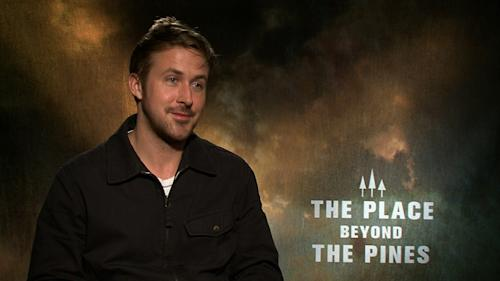 WATCH: Ryan Gosling Talks About Getting His Bank Robber On In 'The Place Beyond The Pines'