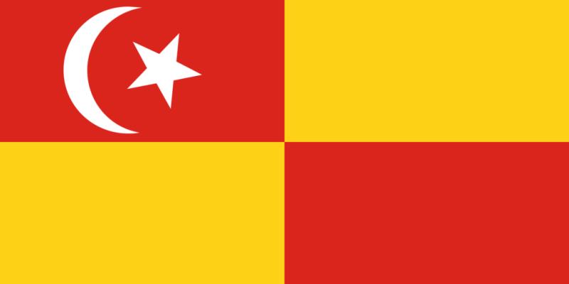 Selangor state flag