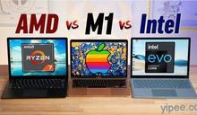 AMD、Intel、M1 筆電 CPU 大亂鬥,微軟 Surface Laptop 4 與 APPLE M1 MacBook Air 跑分競賽,結果讓你想不到!