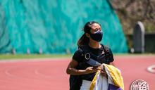 【大專田徑】俞雅欣謝幕戰帶傷跳遠奪金 前學界「女飛人」合演大專地標戰
