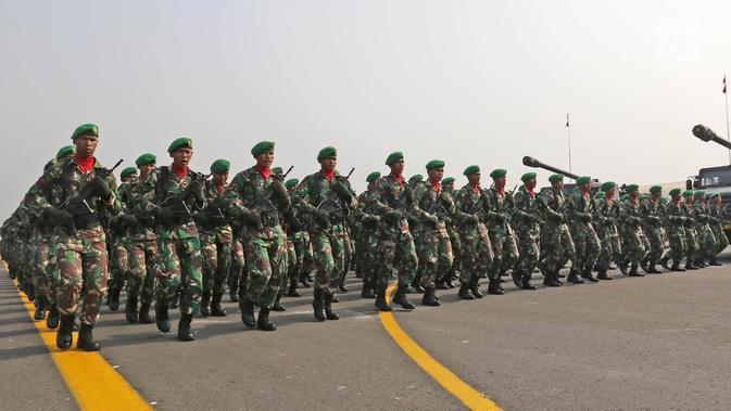 Panglima: Pembentukan 3 Satuan Baru Jadikan TNI Siap Hadapi Ancaman