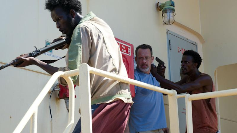 New 'Captain Phillips' Trailer Shows a Heroic Tom Hanks