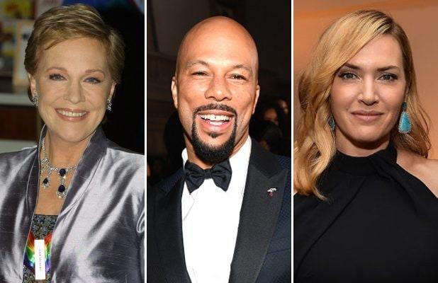 28 Stars Who Need Only a Tony to EGOT, From Julie Andrews to Kate Winslet (Photos)