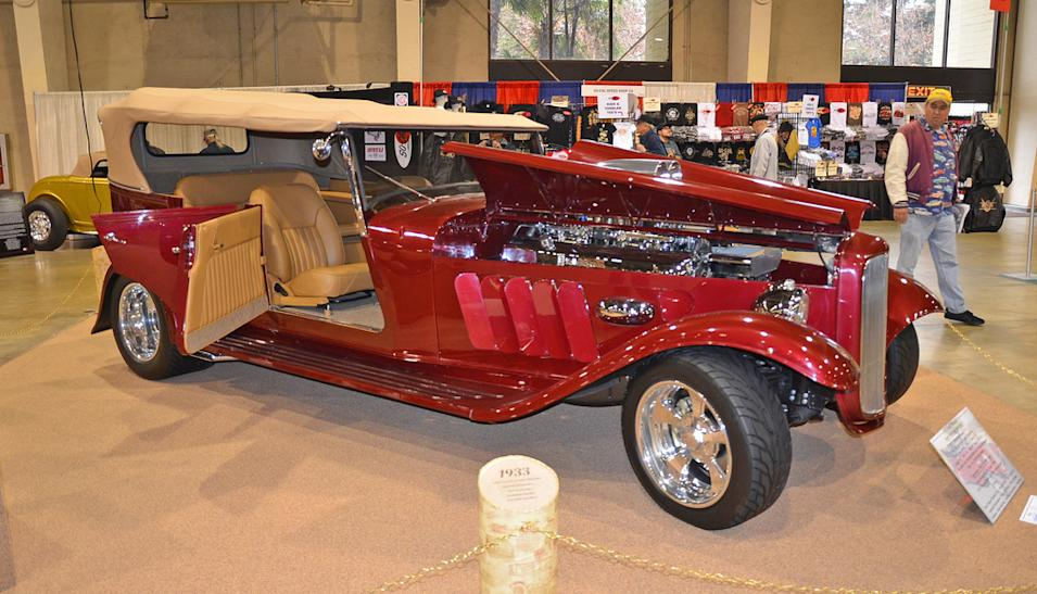America's Most Beautiful Roadster 2013