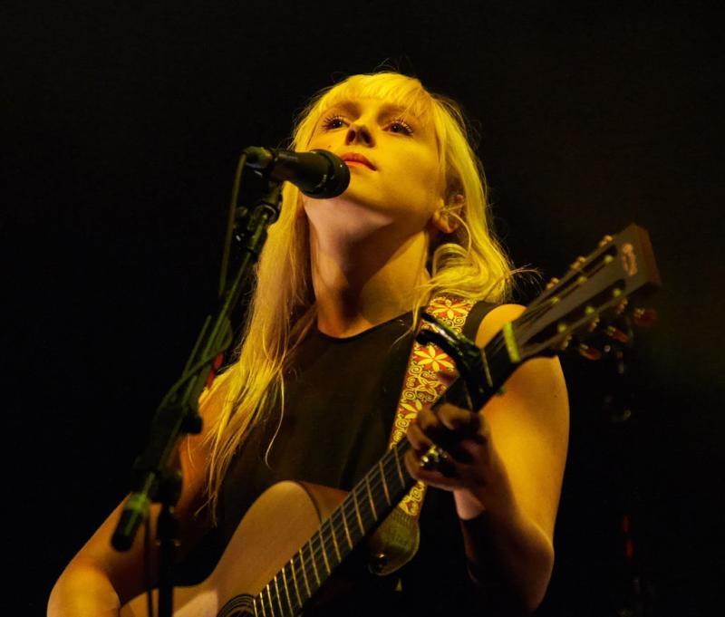 Laura Marling at the Albert HallRex Features