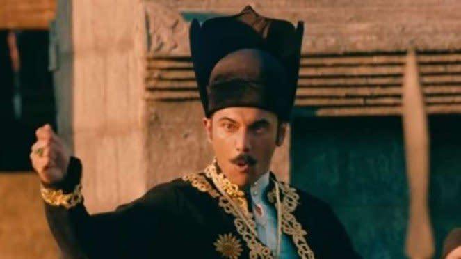 Ario Bayu bintangi film Sultan Agung