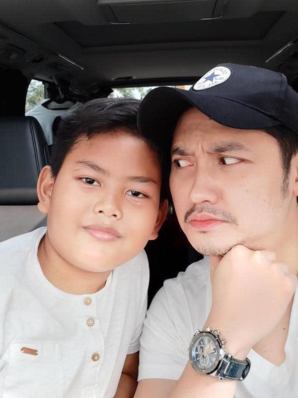 Angga Wijaya (Sumber: Instagram/@anggawijaya88)