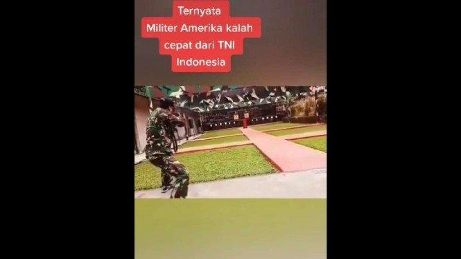 Adu Cepat Menembak, Anggota TNI Kalahkan Tentara AS