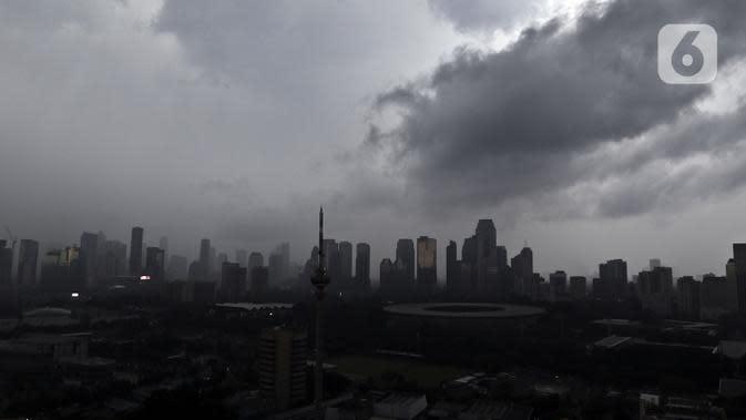 Cuaca Hari Ini: Waspada Hujan Guyur Jakarta Sore hingga Malam Nanti