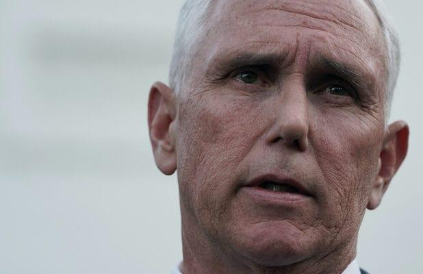 Mike Pence Wears Mask to General Motors After Public Shaming Over Mayo Clinic Visit