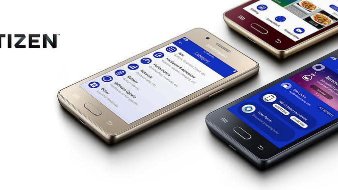 Ilustrasi Samsung Galaxy Z2 (Sumber: Samsung)