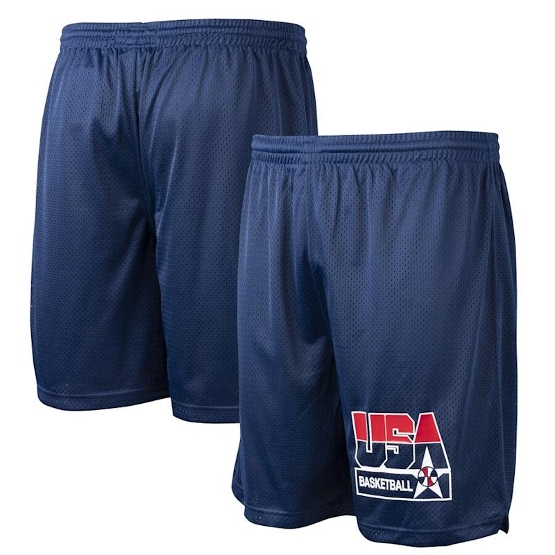 USA Basketball 1992 Dream Team Practice Shorts