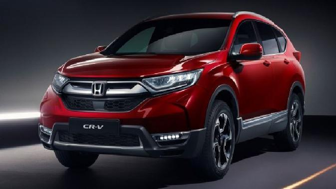 Honda CR-V hybrid (Foto: Paultan)