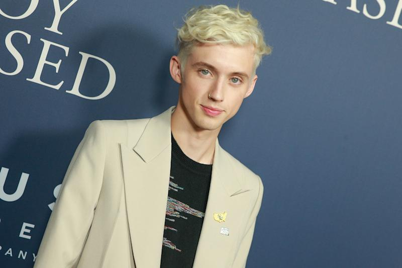 Troye Sivan is back Down Under for his latest album's tour. Photo: Getty Images