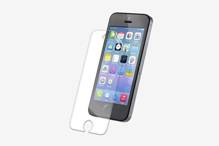 ZAGG InvisibleShield HD iPhone 5 case