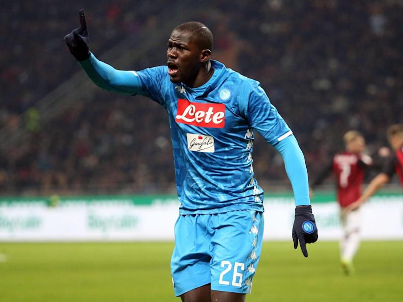 Napoli boss Carlo Ancelotti insists Kalidou Koulibaly is not available for transfer – but is worth €150m