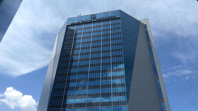 Gedung BRI II di Jalan Jenderal Sudirman (Liputan6.com/Nafis)