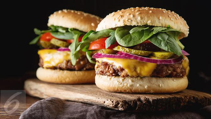 Penasaran Merek Burger Terenak di Indonesia? Yuk Lihat disini