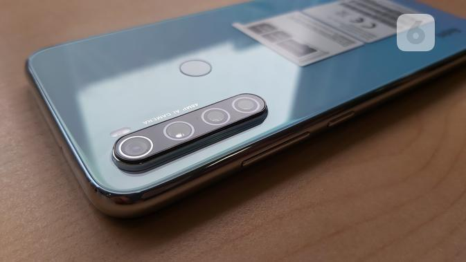 Kamera utama Redmi Note 8. Liputan6.com/Iskandar