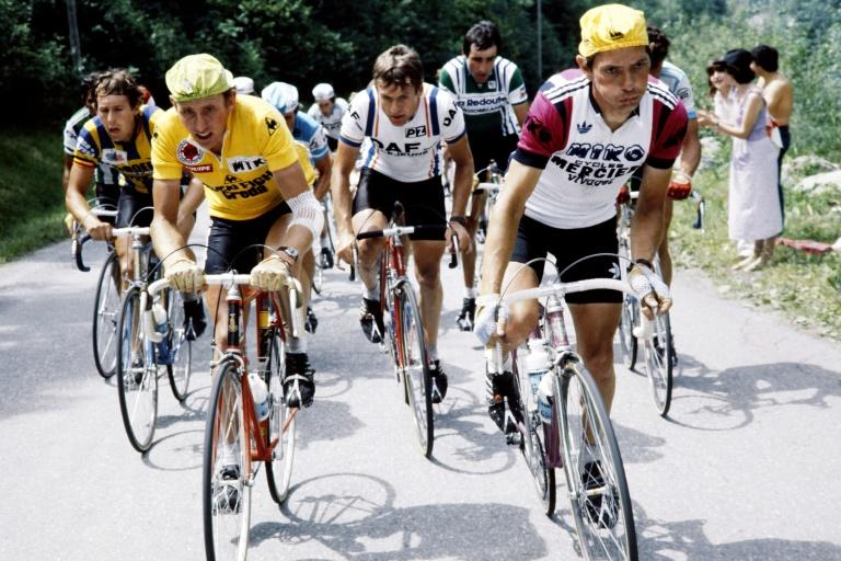 Former Tour winner Zoetemelk fractures both legs in bike accident