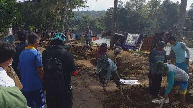 Banjir Bandang Garut Diduga Akibat Alih Fungsi Lahan