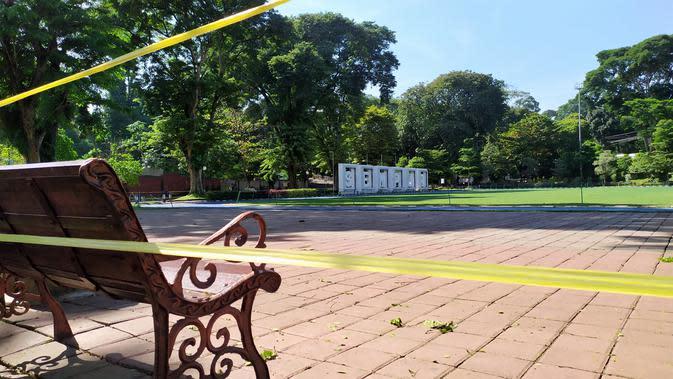 Cegah Penyebaran Covid-19, Jalan hingga Fasilitas Publik di Kota Bogor Akan Disemprot Disinfektan