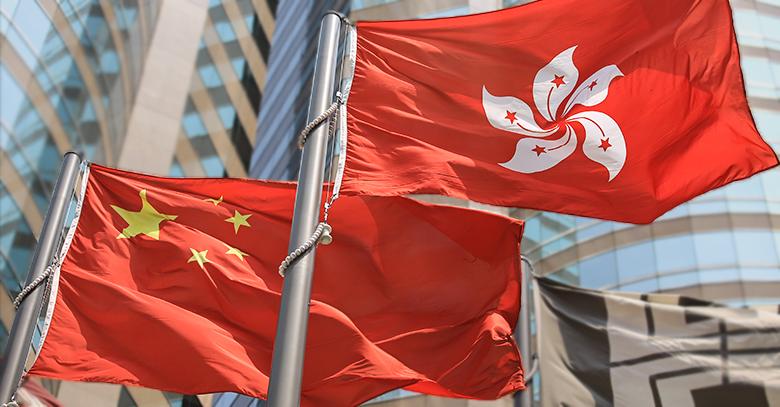 你會稱自己為香港人、中國人、香港的中國人、中國的香港人?